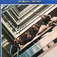 BEATLES - 1967-1970 Single