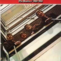 BEATLES - 1962-1966 CD