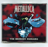 METALLICA - The Memory Remains Record