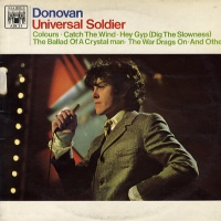 DONOVAN - Universal Soldier CD