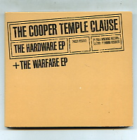 COOPER TEMPLE CLAUSE - The Hardware Ep And The Warfare Ep