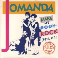JOMANDA - Make My Body Rock Album