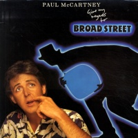 PAUL MCCARTNEY - Give My Regards To Broad Street CD