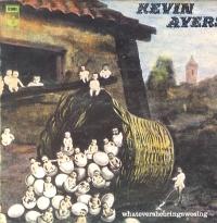 KEVIN AYERS - Whatevershebringswesing CD