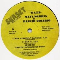 Kill Yourself Dancing