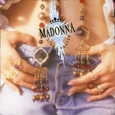 MADONNA - Like A Prayer Album