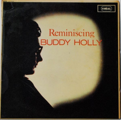 BUDDY HOLLY - Reminiscing LP