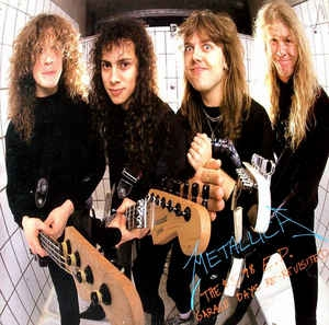 METALLICA - The $5.98 Ep - Garage Days Revisited
