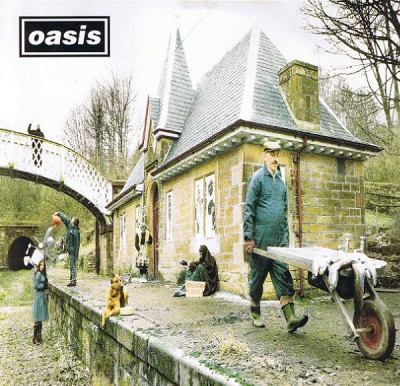 OASIS - Some Might Say / Talk Tonight