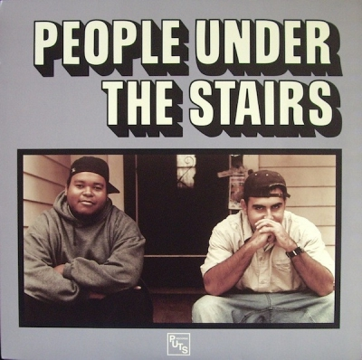 People Under The Stairs Records Lps Vinyl And Cds