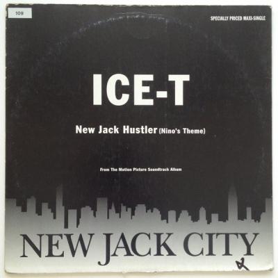 ICE-T - New Jack Hustler (nino's Theme) Album