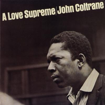 JOHN COLTRANE - A Love Supreme Album