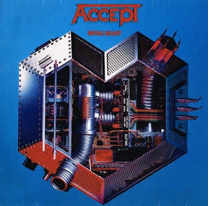 Accept Metal Heart Records Lps Vinyl And Cds Musicstack