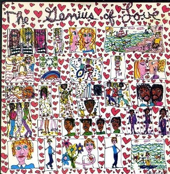 TOM TOM CLUB - Genius Of Love / Lorelei