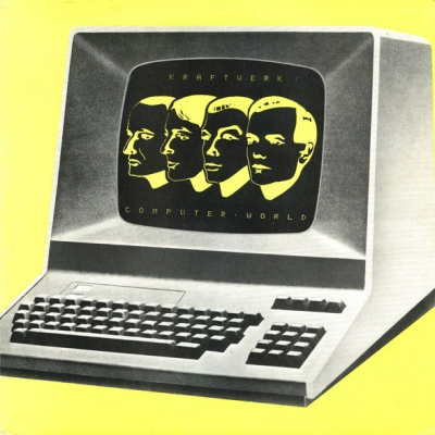 Computer World (2009 Remaster) - KRAFTWERK