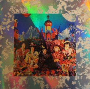 ROLLING STONES - Their Satanic Majesties Request EP