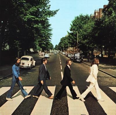BEATLES - Abbey Road Album