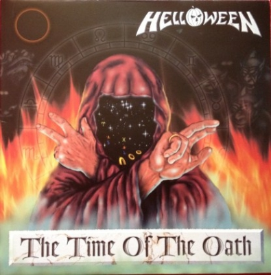 HELLOWEEN - The Time Of The Oath Record