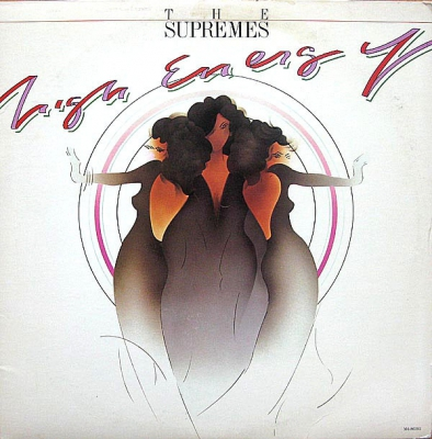 Supremes - High Energy Vinyl