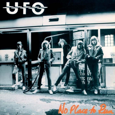 UFO - No Place To Run Single