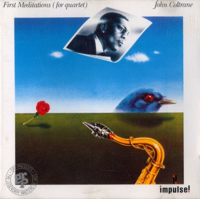 JOHN COLTRANE - First Meditations (for Quartet)