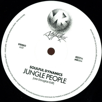 SOULFUL DYNAMICS - Jungle People