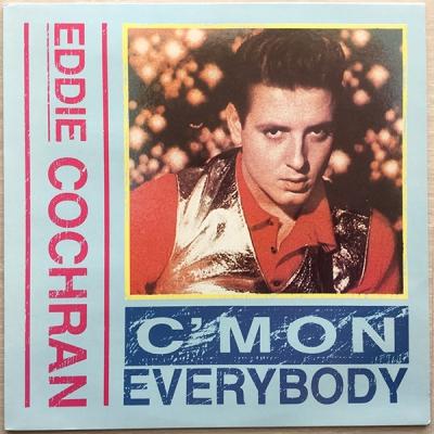EDDIE COCHRAN - C'mon Everybody Album