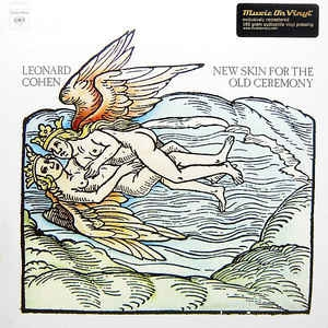 LEONARD COHEN - New Skin For The Old Ceremony EP