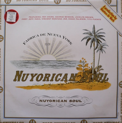 NUYORICAN SOUL - Nuyorican Soul Single