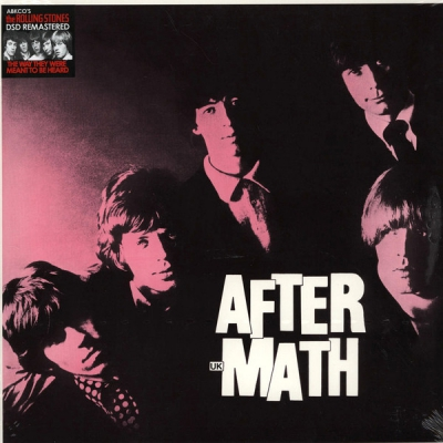 ROLLING STONES - Aftermath CD