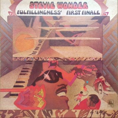 STEVIE WONDER - Fulfillingness' First Finale Vinyl