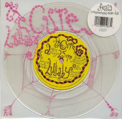 CURE - Lullaby CD