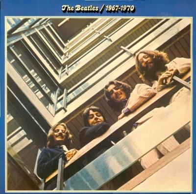 BEATLES - 1967-1970 CD